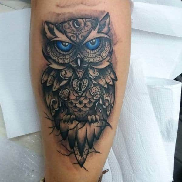 101 Highly Recommended Owl Tattoos In The Us Wild Tattoo Art