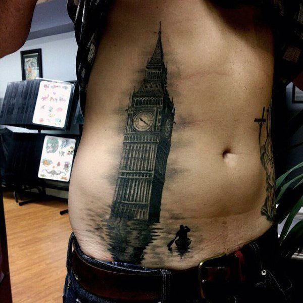 150 Coolest Stomach Tattoos For Men & Women - Wild Tattoo Art
