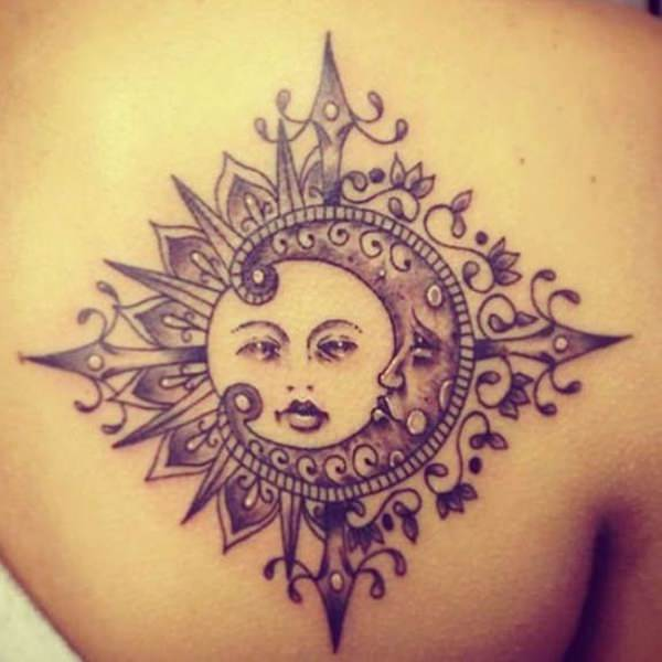 175 Stunningly Hot Sun Tattoos Wild Tattoo Art