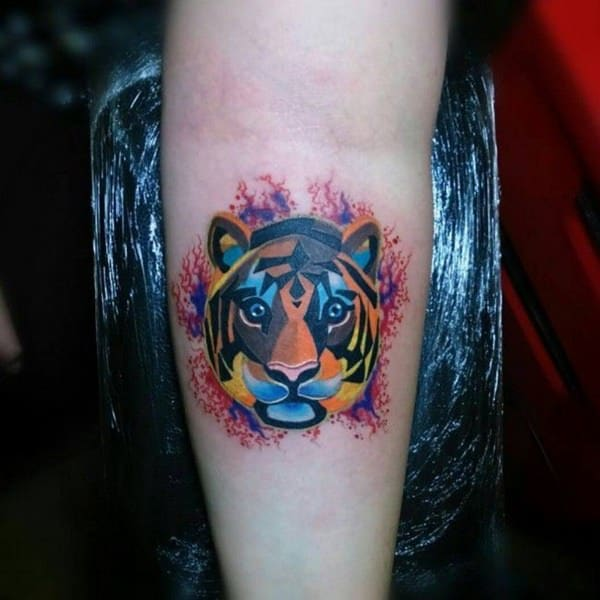 99 Top Tiger Tattoos Of 2019 Wild Tattoo Art