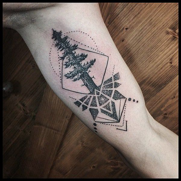 125 Tree Tattoos On Back & Wrist With Meanings