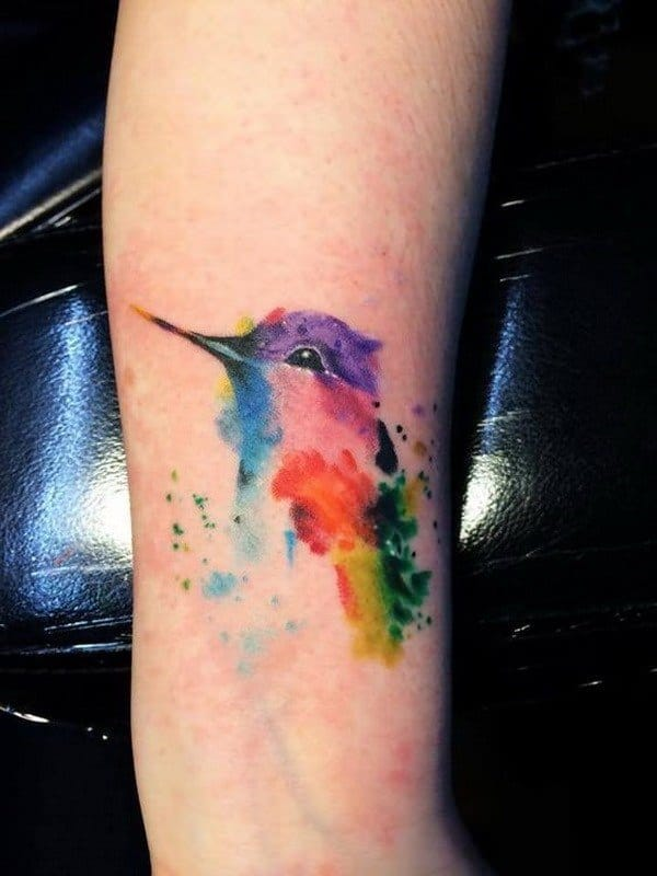 Why You Should Or Shouldn T Get A Watercolor Tattoo Wild Tattoo Art