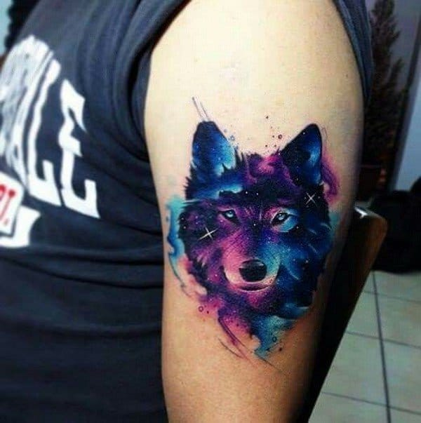 Popolare Why You Should (Or Shouldn't) Get a Watercolor Tattoo - Wild  SV69