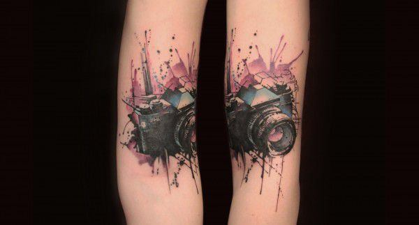 Why You Should Or Shouldn T Get A Watercolor Tattoo Wild