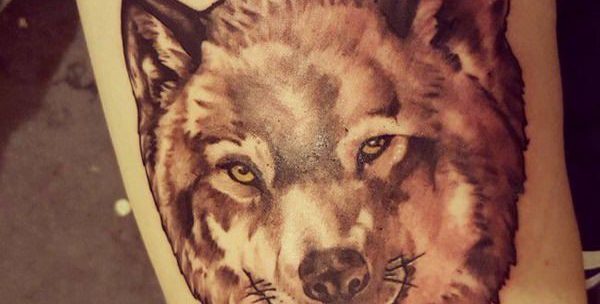 85db6e8c6a2c 125 Coolest Wolf Tattoo Designs - Wild Tattoo Art