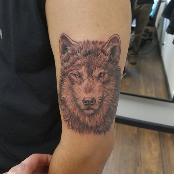 For Instance A Wolf Tattoo Holds So Much Meaning Than Just Simply Being An Animal It Represents The Traits Of Person Wearing