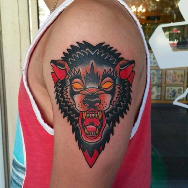 ac112beda 125 Coolest Wolf Tattoo Designs - Wild Tattoo Art