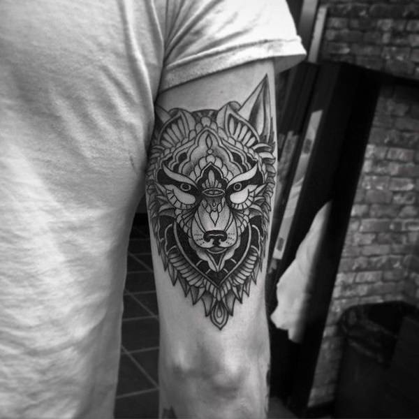 Wolf Tattoos Designs Ideas And Meaning