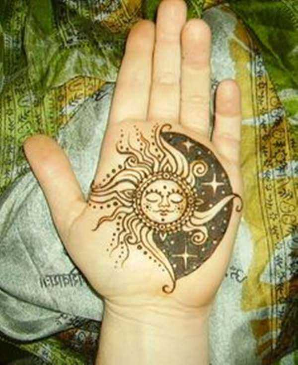 125 Sun And Moon Tattoo Designs For Men & Women