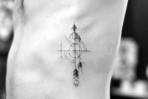 125 Unique Arrow Tattoos With Meanings Wild Tattoo Art
