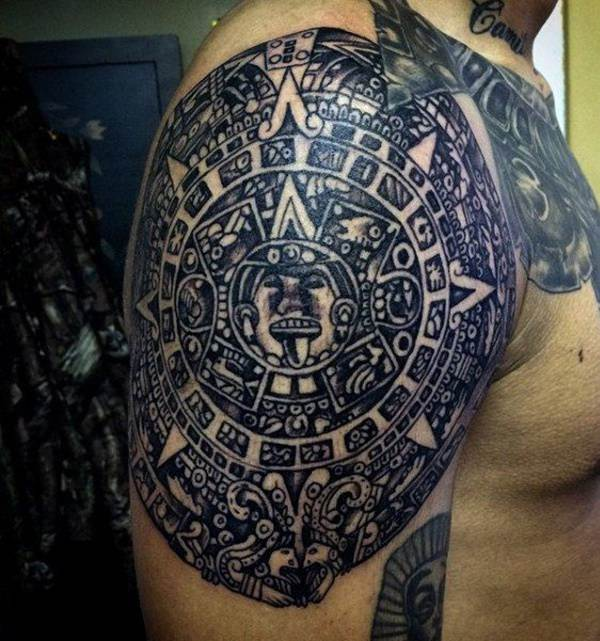 Tattoo For Men: 125 Best Aztec Tattoo Designs For Men