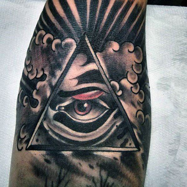 top 125 eye tattoos for the year wild tattoo art. Black Bedroom Furniture Sets. Home Design Ideas