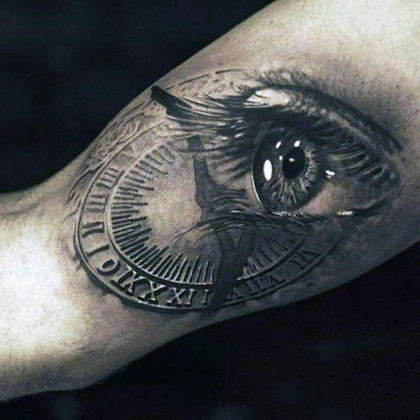 Top 125 Eye Tattoos for the Year , Wild Tattoo Art