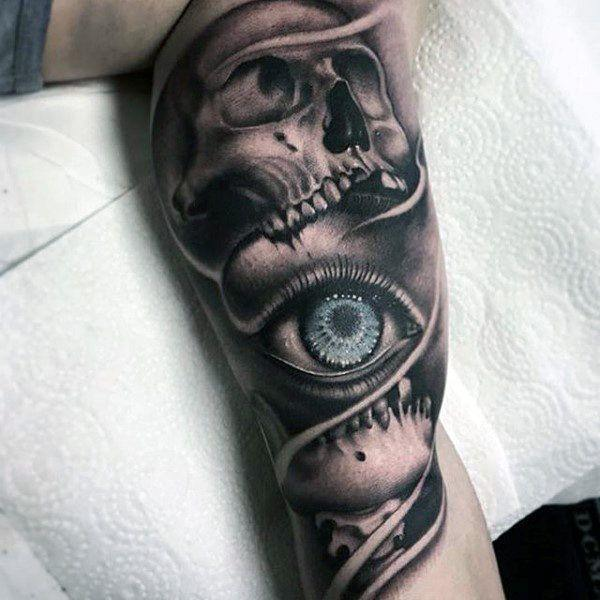 Top 125 Eye Tattoos For The Year Wild Tattoo Art