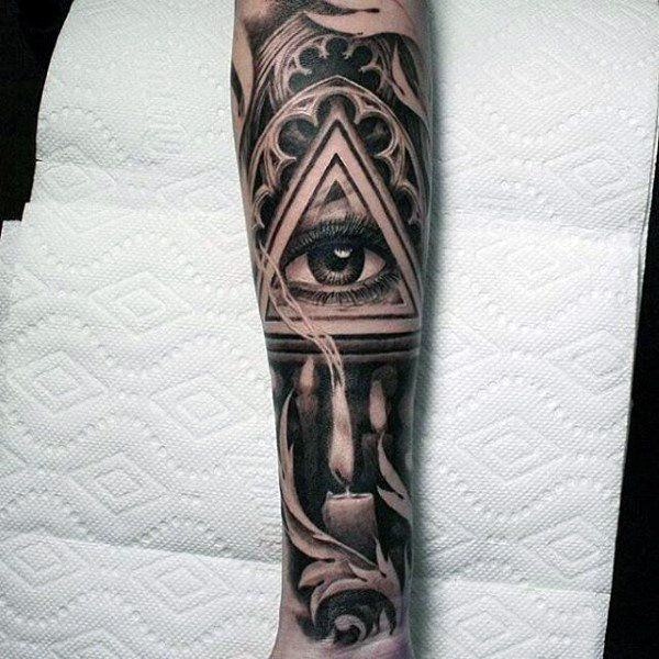 Tattoo Ideas Eyes: Top 125 Eye Tattoos For The Year