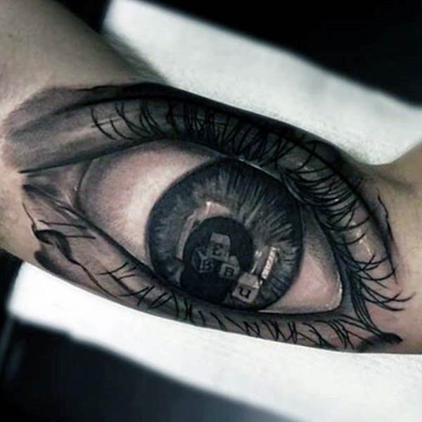 Top 125 eye tattoos for the year wild tattoo art for Tattoo your eyes