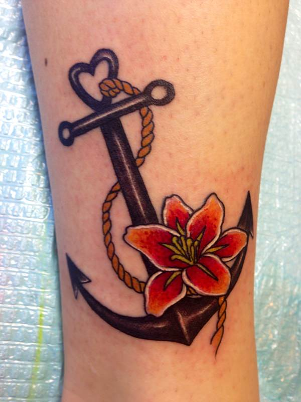 125 Best Anchor Tattoos Of 2018 With Meanings Wild Tattoo Art