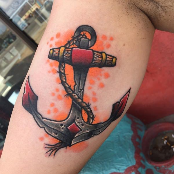125 Best Anchor Tattoos Of 2019 With Meanings Wild Tattoo Art