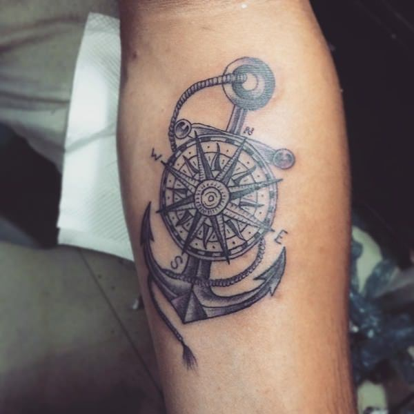 Tattoo Ideas Anchor: 125 Best Anchor Tattoos Of 2019 (with Meanings)