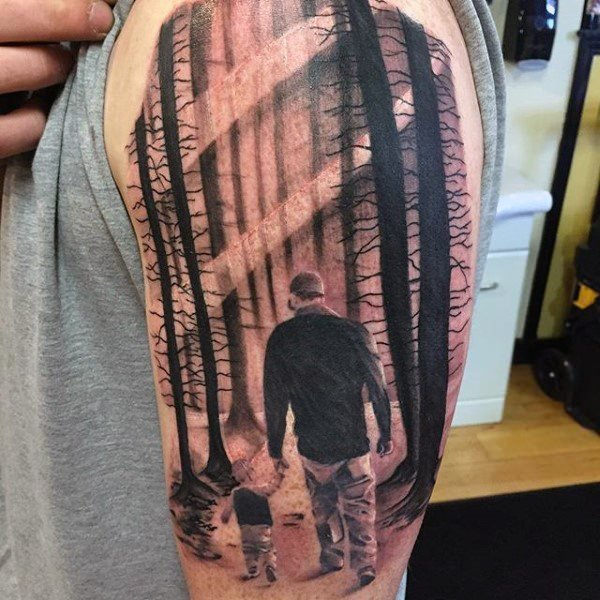 Family Tattoos For Men With Meaning