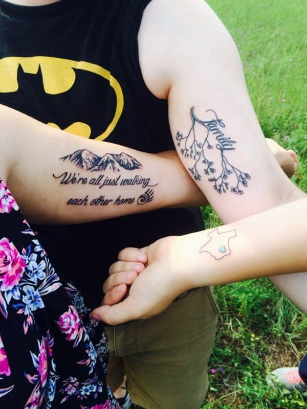 110 Best Family Tattoo Designs This Year Wild Tattoo Art