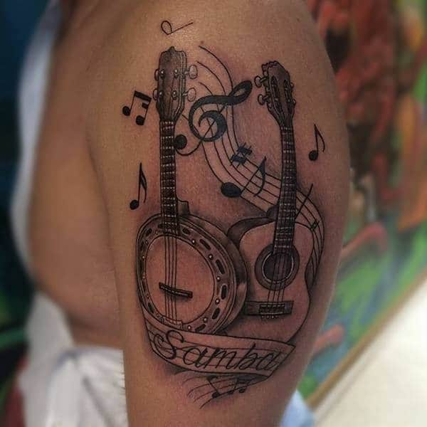 Imagenes Tatuajes Violin 110 awesome music tattoo collection for everyone - wild tattoo art