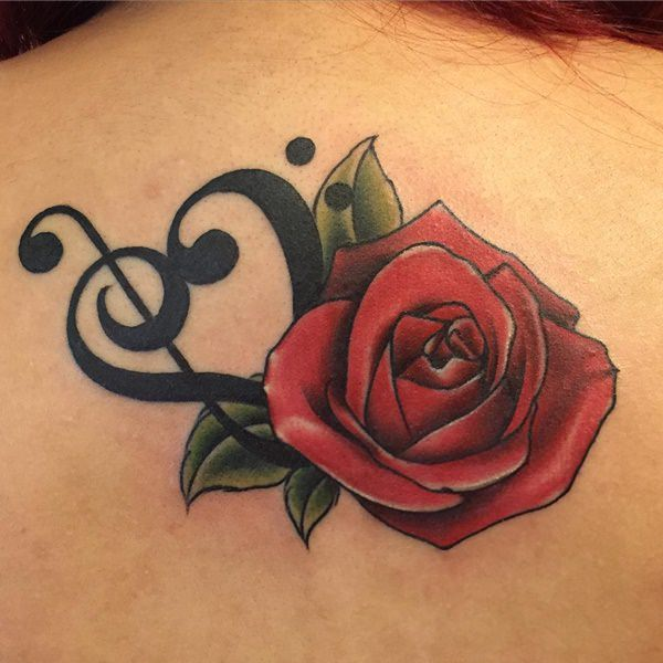 110 Awesome Music Tattoo Collection For Everyone Wild Tattoo Art