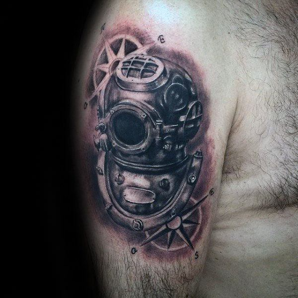 155 Cool Star Tattoos for Men & Women 107