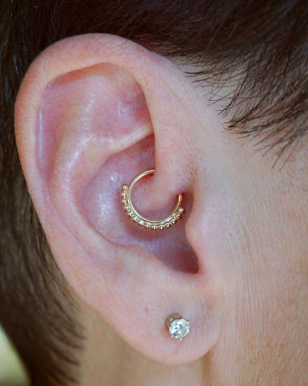 Daith Piercing Everything You Should Know Including Images
