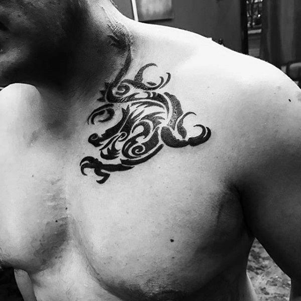 160 Kick Ass Dragon Tattoo Designs To Choose From With
