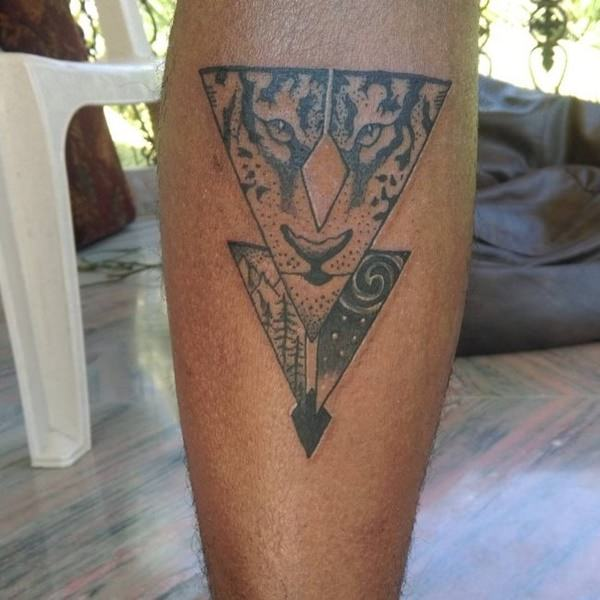 geometric-tattoos