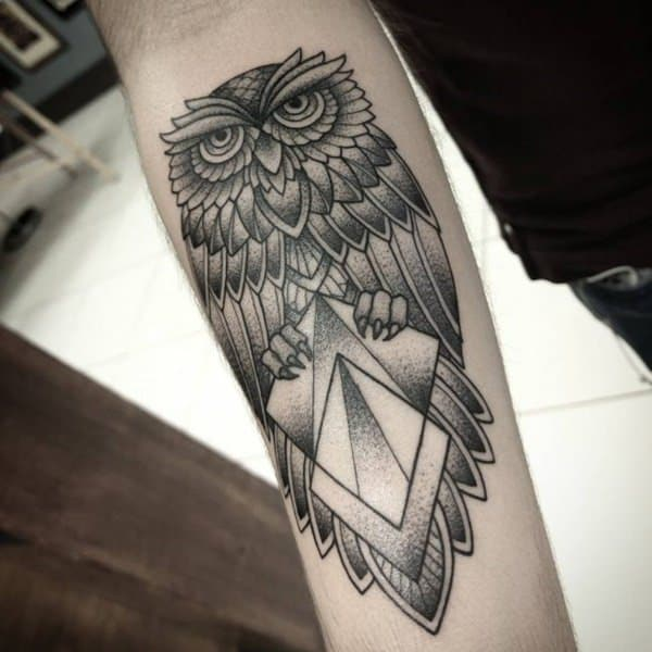 125 Top Neck Tattoo Designs This Year: 125 Top Rated Geometric Tattoo Designs This Year