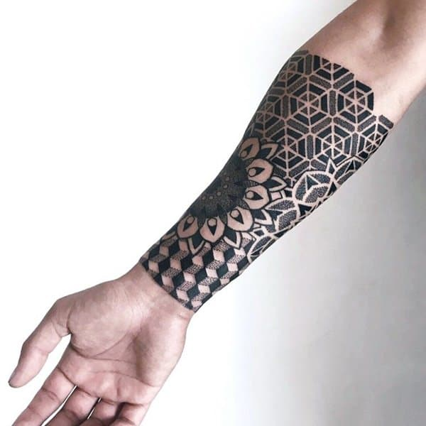 Tattoo Designs Geometric