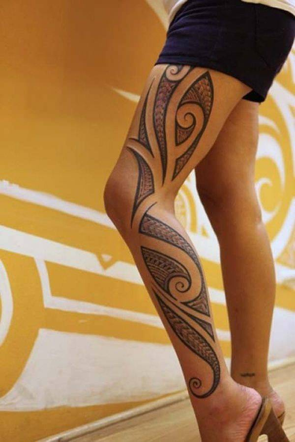 125 Top Rated Polynesian Tattoo Designs This Year 102