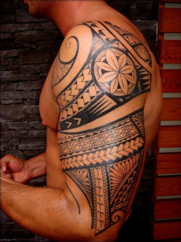 125 Top Rated Polynesian Tattoo Designs This Year 105