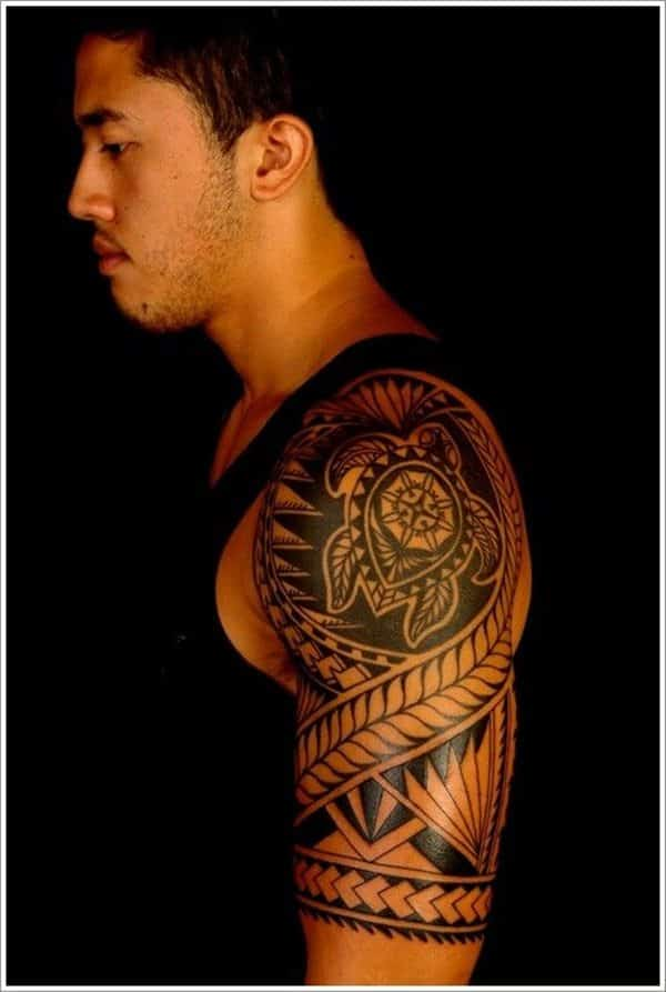 125 Top Rated Polynesian Tattoo Designs This Year 106