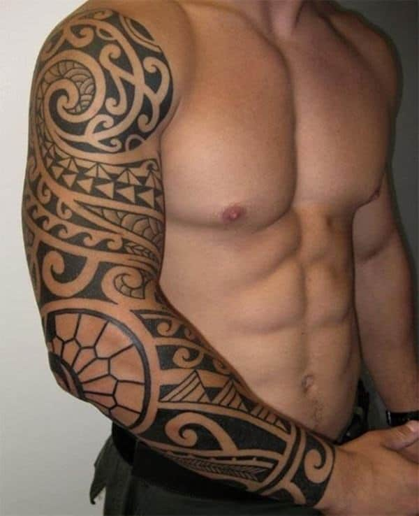 125 Top Rated Polynesian Tattoo Designs This Year 109