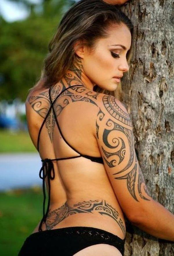 125 Top Rated Polynesian Tattoo Designs This Year 110