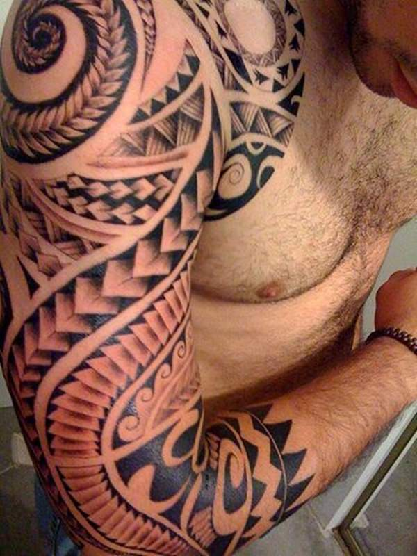 125 Top Rated Polynesian Tattoo Designs This Year 123