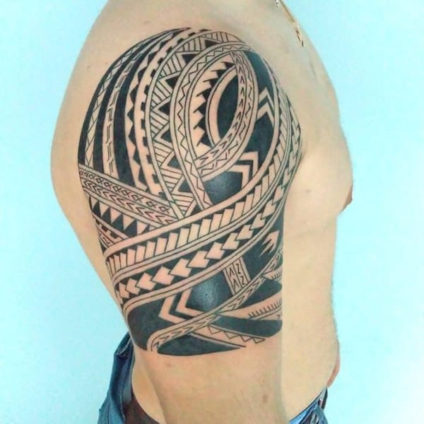 Polynesian Tattoos Designs Ideas And Meaning: 125 Top Rated Polynesian Tattoo Designs This Year