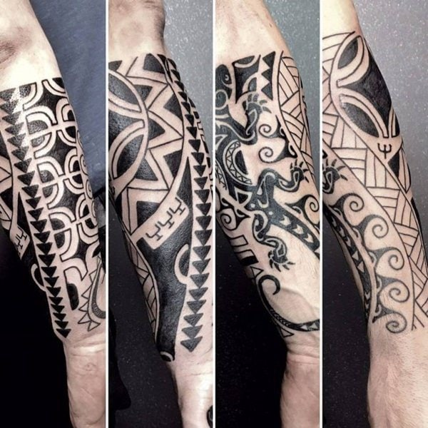 125 Top Rated Polynesian Tattoo Designs This Year 134