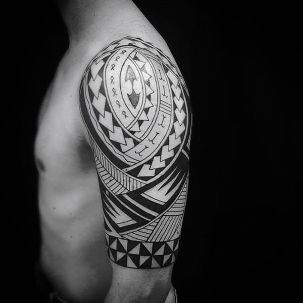 125 Top Rated Polynesian Tattoo Designs This Year 135