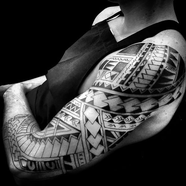 125 Top Rated Polynesian Tattoo Designs This Year 142