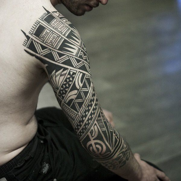 125 Top Rated Polynesian Tattoo Designs This Year 18