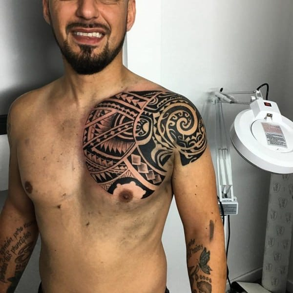 e3aad242ccb07 125 Top Rated Polynesian Tattoo Designs This Year - Wild Tattoo Art