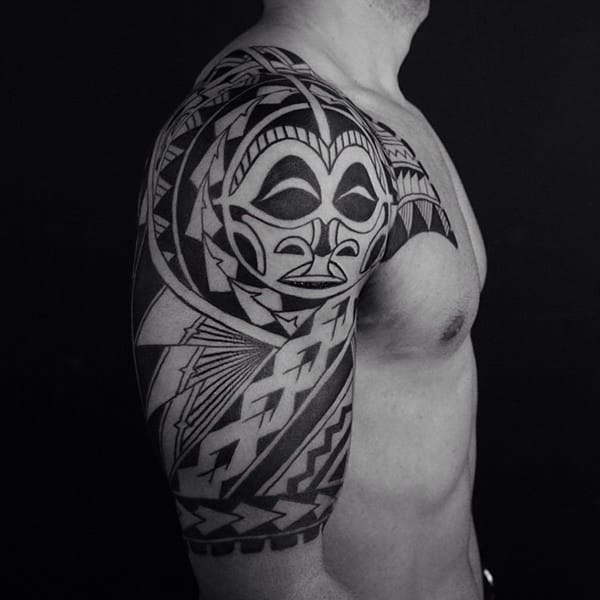 125 Top Rated Polynesian Tattoo Designs This Year 21