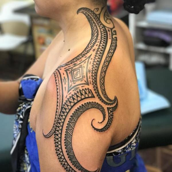 125 Top Rated Polynesian Tattoo Designs This Year Wild