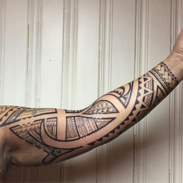 125 Top Rated Polynesian Tattoo Designs This Year 24