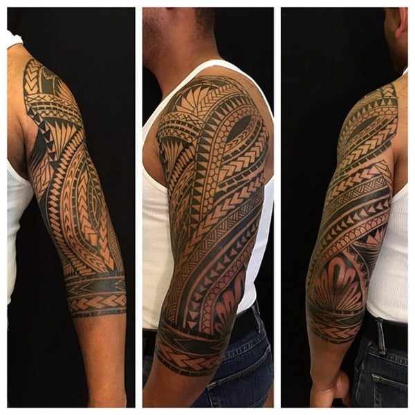 Best Polynesian Tattoo Designs Ideas: 125 Top Rated Polynesian Tattoo Designs This Year