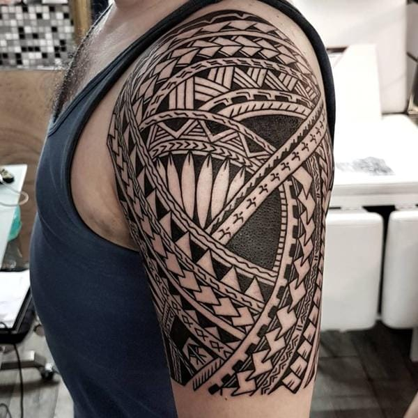 125 Top Rated Polynesian Tattoo Designs This Year 4